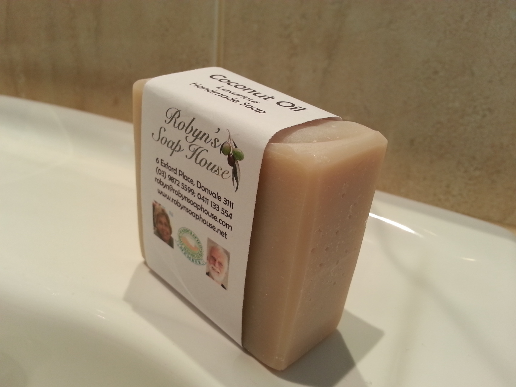 how to make natural soap with coconut oil